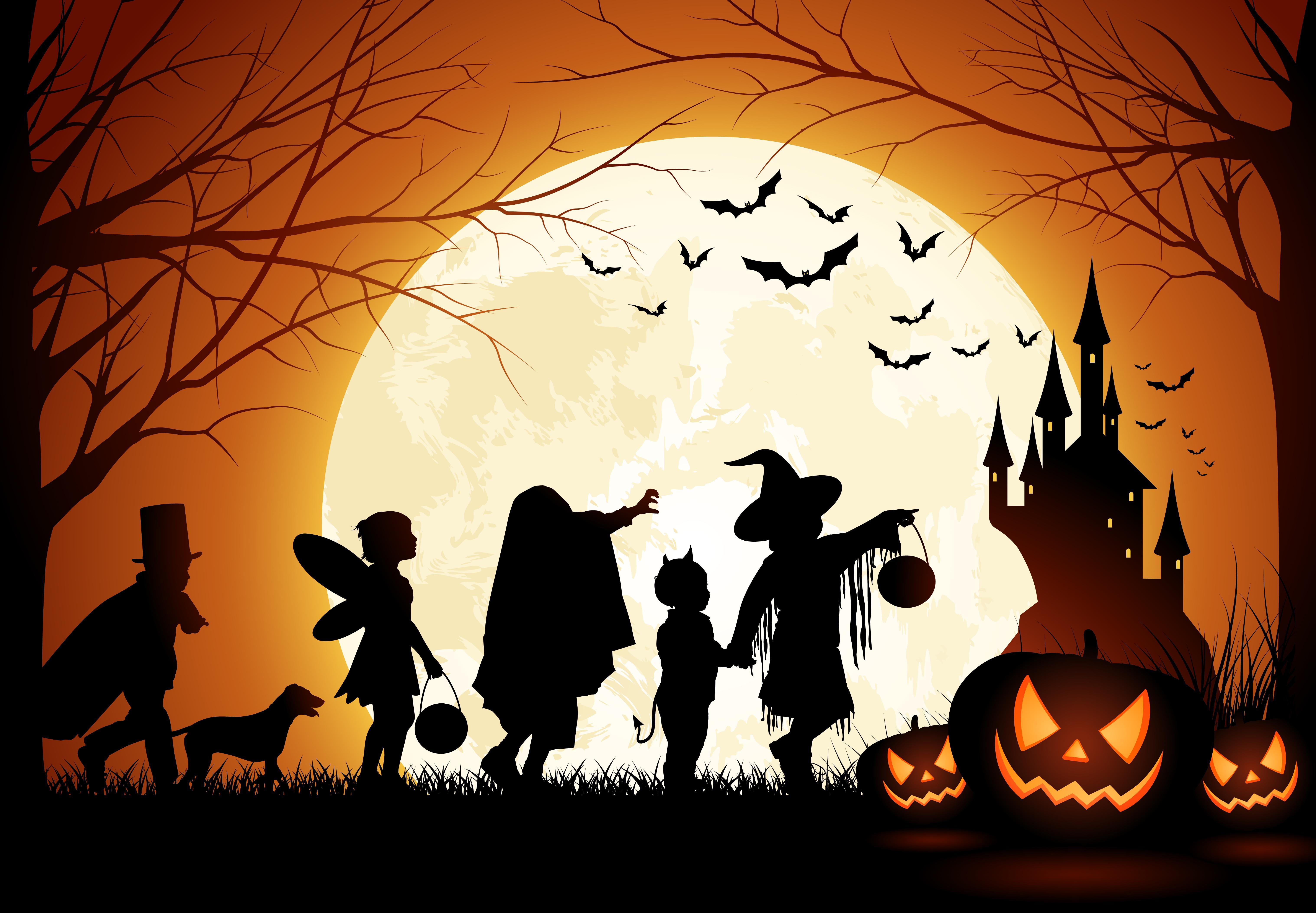 Halloween, amerikai ünnep, vagy európai szokás?
