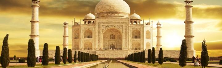 Taj Mahal, az örök szerelem emlékműve