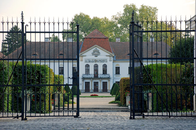 Széchenyi-kastély - Nagycenk